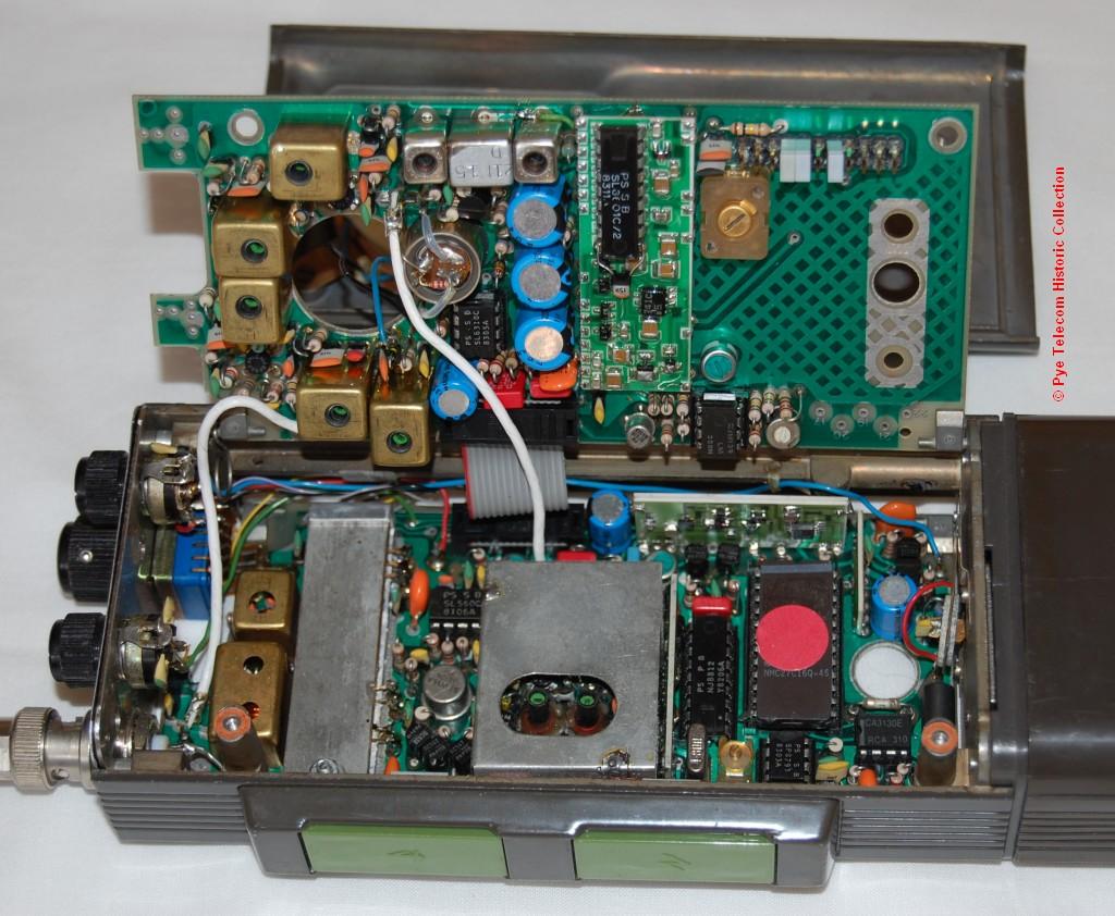 The Pye Museum - Pye Telecom Products - PMR Portables