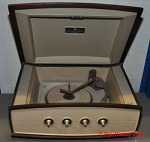 1964 model 1005 Achoic Solid-state stereo projection record-player