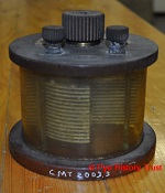 "The tuning capacitor from a Pye ""Unit System"""