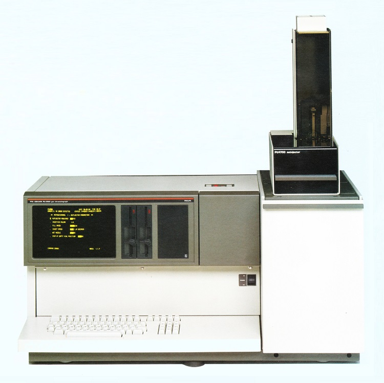 The Pye Museum - Pye Unicam - Gas Chromatography