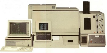 The Philips PU7450 ICP-OES System