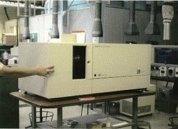 Pre-production Quasar ICP-OES System in the Factory