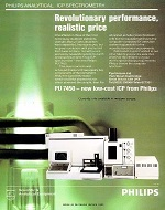 Advert for the Philips PU7450